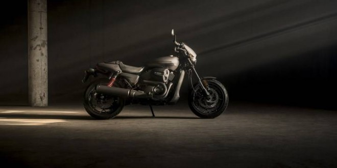 New Harley-Davidson Street Rod unveiled