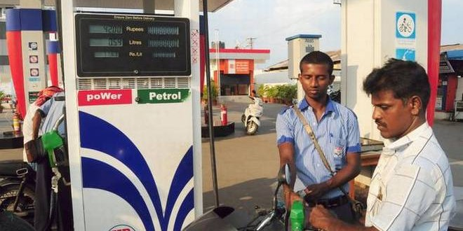 Petrol prices cut by Rs2.16 per litre, diesel by Rs2.10