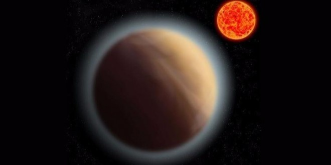 Gliese 1132b: Astronomers find a super-Earth that may have a watery atmosphere, just 39 light-years away
