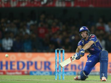 IPL 2017: Jos Buttler, top-order firing against KXIP eases out major worry for MI