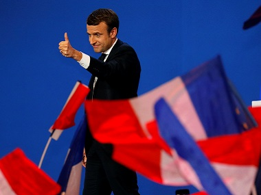 French presidential election 2017: Emmanuel Macron insists 'nothing's won yet' in race against Marine Le Pen