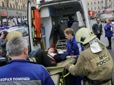 Bombing on Russian metro train, toll rises to 11