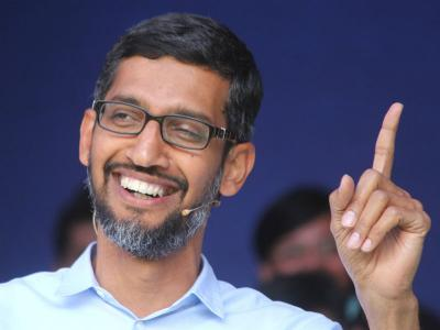 Google CEO Sundar Pichai received nearly US $200 million salary last year