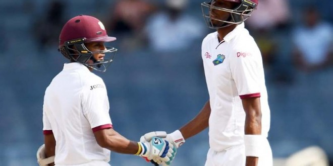 1st Test, Day 1: West Indies Revival Frustrates Pakistan