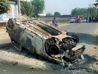 Saharanpur violence: Curfew imposed; UP govt sacks top district administration authorities