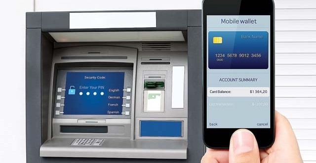 SBI to charge for ATM withdrawals via e-wallets