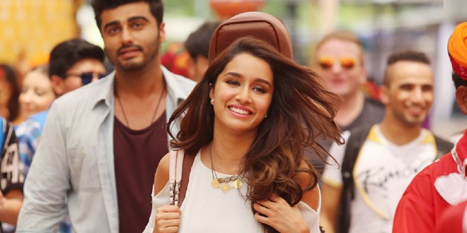 Half Girlfriend movie review: Arjun, Shraddha in a half-baked and a quarter palatable film
