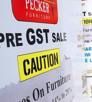 For shoppers, GST means 'Grand Sale Time'