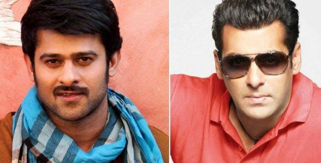 Prabhas to make his Bollywood debut with Salman Khan in Rohit Shetty's next?