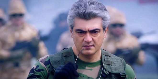 Vivegam's new song teaser Surviva is an instant hit with Ajith's fans