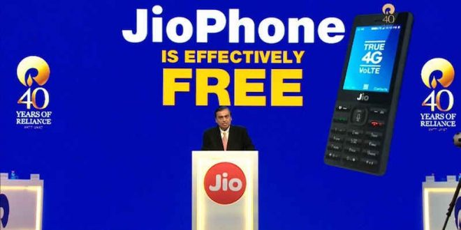 Jio Phone Is Here: Price, Plans, Release Date, and Everything Else You Need to Know About the Mobile