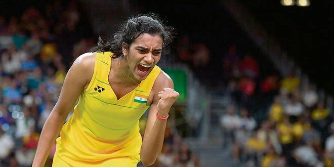 Sindhu enters semifinals, assures India of a bronze medal