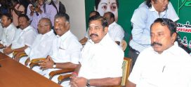 Sasikala may be sacked in party general council meet on September 12