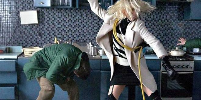 Atomic Blonde: Action without substance