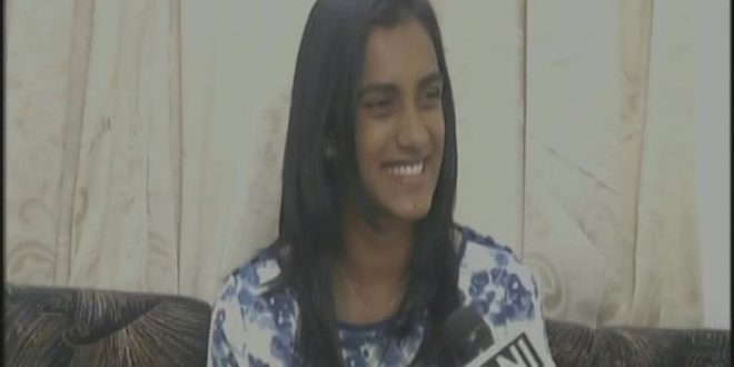 PV Sindhu formally appointed as Deputy Collector in Andhra Pradesh government