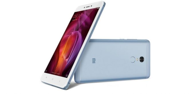 Xiaomi Redmi Note 4 Lake Blue Variant Launched in India at Rs. 12,999