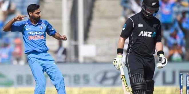 India vs New Zealand: Mitchell Santner Praises Indian Bowlers After Pune Loss