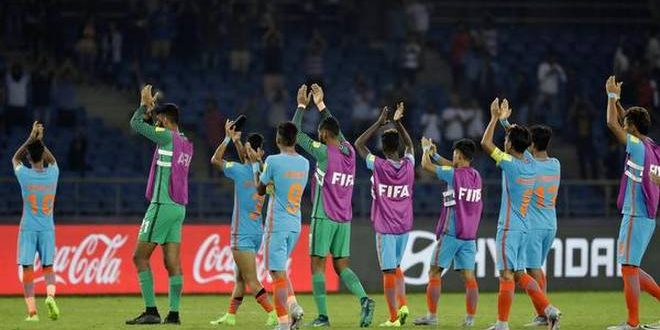 Under-17 World Cup: India coach 'not happy' with result in maiden outing