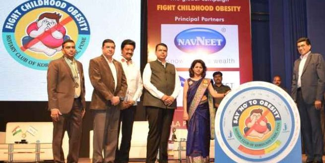 CM inaugurates a global movement against Childhood Obesity