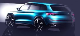 Skoda to bring in the Kodiaq GT coupe