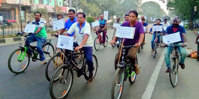Telangana: Call to popularise bicycles