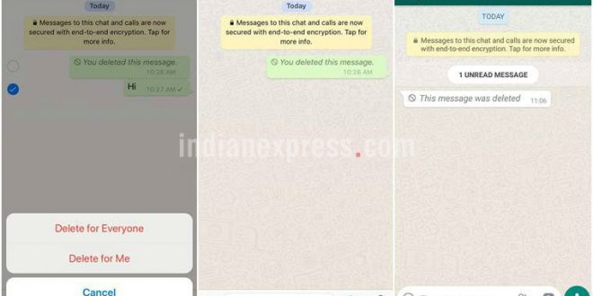 WhatsApp's deleted messages can still be read: Here's the trick for doing this