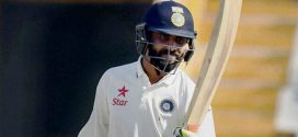 Ravindra Jadeja hits six sixes in an over, joins elite list