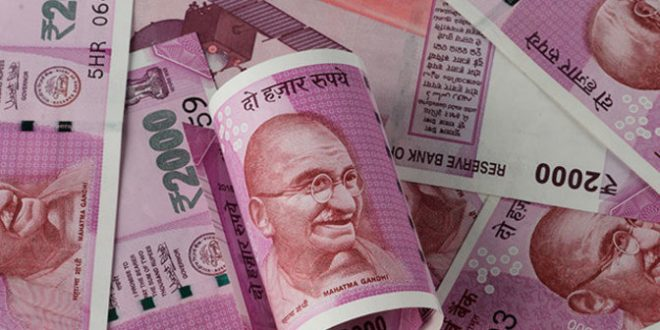 Indian rupee opens lower after hitting 2.5 year high
