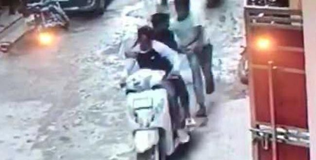 Caught On Camera: Man Stabbed 50 Times By Gang Of Bikers In Delhi
