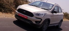Ford Freestyle 1.2-Litre Petrol Review