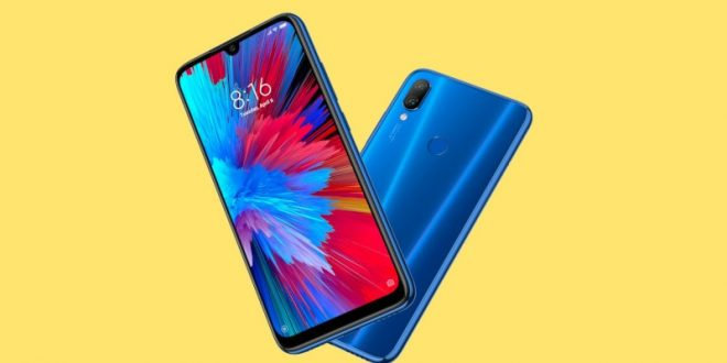 Redmi Note 7 With 4,000mAh Battery, Dual Rear Cameras Launched in India