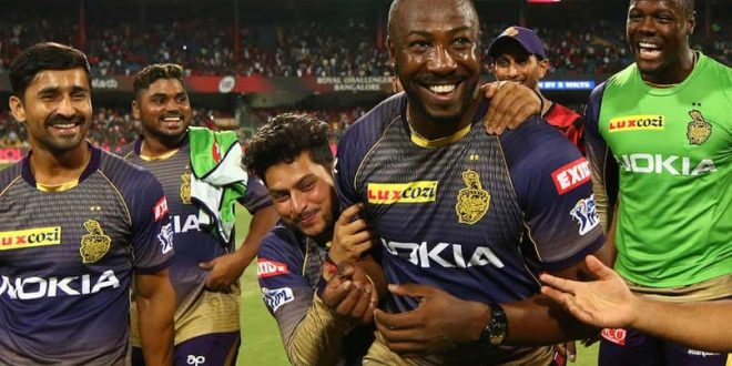 Shah Rukh Khan Salutes Andre Russell Heroics With Baahubali Tribute