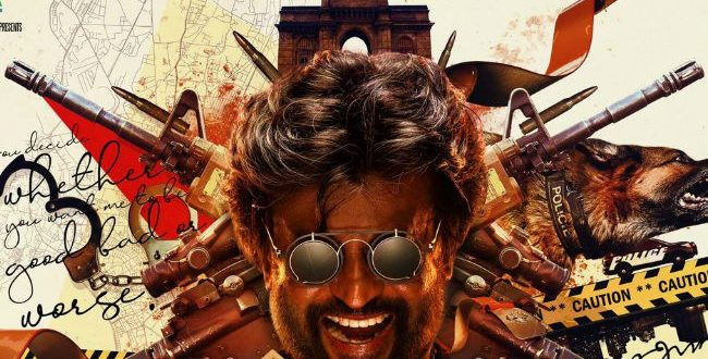 Rajinikanth's Darbar Is Set. Check Out The First Look Of Thalaivar 167