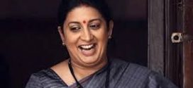 "Smriti Irani, 2019's Star Winner, Tweets Thanks: ""New Morning For Amethi"""