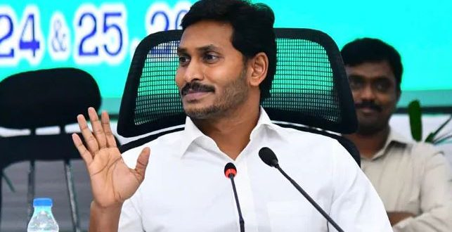 11 Farmers Unwilling To Part With Land For Scheme Committed Suicide: Jagan Reddy