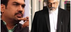 How Ajith teased Rangaraj Pandey on the sets of Nerkonda Paarvai