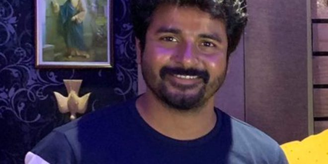 Sivakarthikeyan starts shooting in Theni for 'SK16'