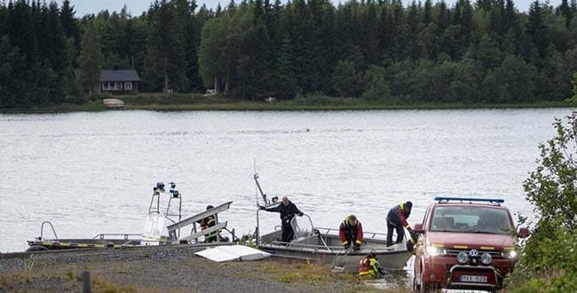 Nine Killed In Plane Crash During Skydiving Trip In Sweden