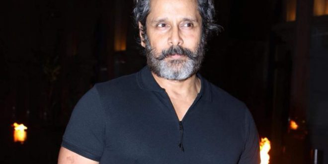 Vikram confirms being part of Mani Ratnam's 'Ponniyin Selvan'
