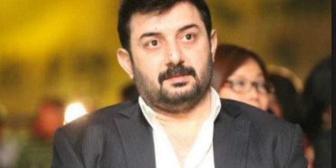 Arvind Swami to play MGR in director Vijay's biopic on Jayalalitha?