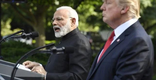 Kashmir, Trade To Dominate PM-Trump Talks In France Today