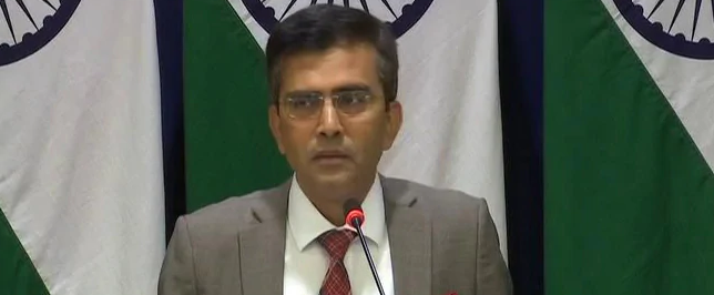 India Expresses Concern Over Cross-Border Terrorism Emanating From Pak