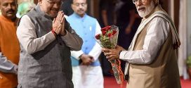 """""""Experienced, Efficient Organiser"""": PM Tweets Birthday Wish For Amit Shah"""