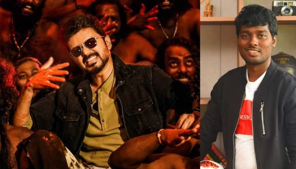 This is how Vijay reacted when Atlee narrated Bigil