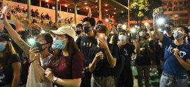 Hong Kong Bans Protesters From Police Housing Areas Amid Escalating Violence