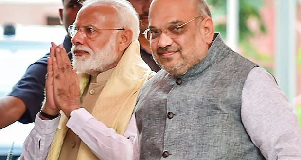"Amit Shah Says Articles 370, 35A Were ""Gateway Of Terror"", PM Narendra Modi Shut Them"