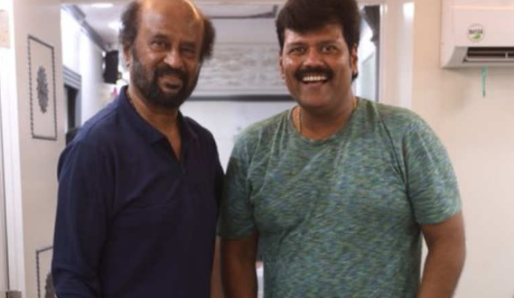 Sriman completes shooting for Darbar