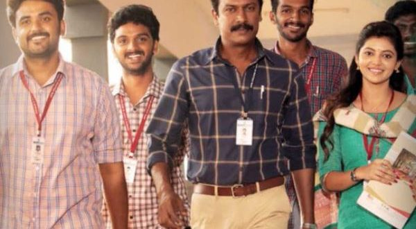 Makers announce new release date of Adutha Saattai