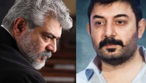 Aravind Swamy refused to act in Thala Ajith's 'Valimai'?
