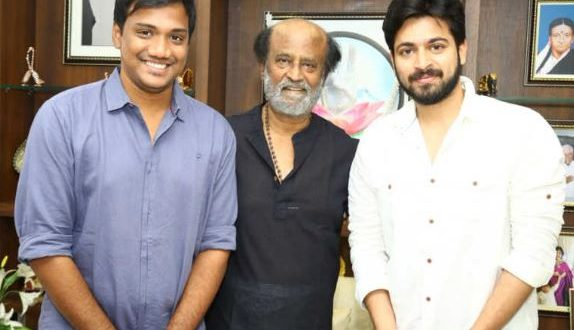 Rajinikanth appreciates the team of Dhanusu Raasi Neyargale